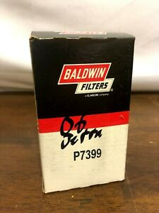 Engine Oil Filter Baldwin P7399