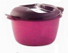 Tupperware: cuiseur riz micro-ondes mauve 3L