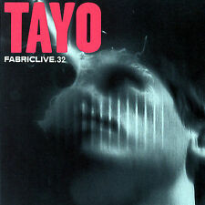TAYO - FABRICLIVE.32 (UK Import CD, 2007, Fabric Records)
