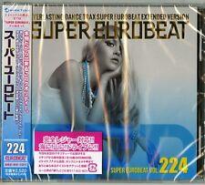 V.A.-SUPER EUROBEAT Vol.224-JAPAN CD F30