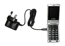 Mains Charger for Binatone BB500 BB500sl 500 BB-500 Big Button GSM Mobile Phone