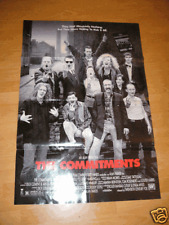 THE COMMITMENTS MOVIE POSTER 1991