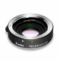 Kenko Teleconverter HD 1.4X DGX for Canon EOS EF/EF-S Mount w/ Tracking