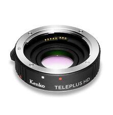 Kenko Teleconverter HD 1.4X DGX for Canon EOS EF/EF-S Mount w/ Tracking