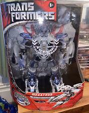 2007 Movie Transformers Megatron Leader Class Action Figure Deceptacon. RARE!