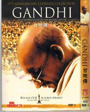 Gandhi / Ben Kingsley , Candice Bergen , Richard Attenborough  2sets DVD-9