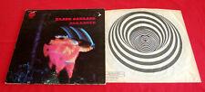 BLACK SABBATH - PARANOID - 1970 UK PRESSING - LARGE SWIRL LABEL & INNER - EX!!!
