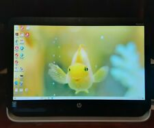 HP Pavilion 23-inch all-in-one PC Intel Core i3 3.1 GHz 8GB RAM Windows 10