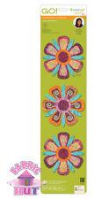 55381- Accuquilt Go Baby Fantasy Flowers Robbi Joy Eklow Garden Applique Fun Die