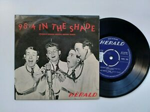University College Hospital Medical School 98.4 In The Shade EP