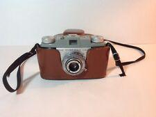 Kodak Flash 200 Shutter 51 mm PONY 135 Camera f 4.5 includes Leather Case