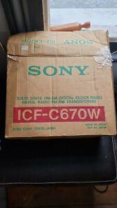Sony Digimatic ICF-C670W