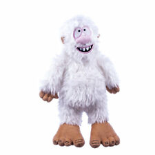 """Abominable Snowman, 10"""" w/ squeakers"""