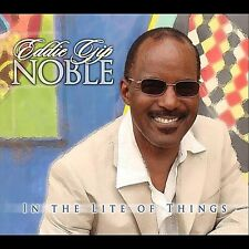 Eddie Gip Noble - In the Lite of Things [New CD]