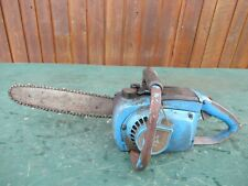 "Vintage REMINGTON  Chainsaw Chain Saw with 12"" Bar"