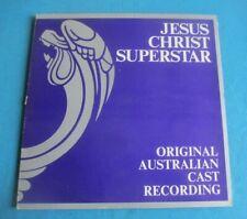 Jesus Christ Superstar Lp- original Australian Cast,Jon English,Stevie Wright