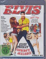 Elvis Presley / Cowboy Melodie [Blu-ray](NEU! Original verschweißt)