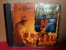 Saul Williams - 2 Song Sampler PROMO CD Single RARE RAP