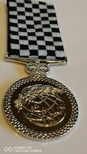 More details for new collectable australian police overseas service medal top quality