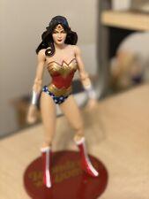 "DC Direct Terry Dodson Wonder Woman Series 1 Action Figure 6"""
