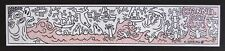 Keith Haring # BOOKMARK, Channel Surf Club , 1987 # 2017, mint