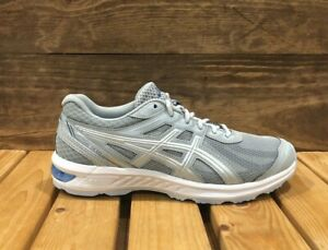 ASICS Gel-Sileo - Mid Grey / Silver - Women's Running Shoes - 1012A177