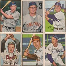 1952 Bowman Stan Rojek #137 Baseball Card