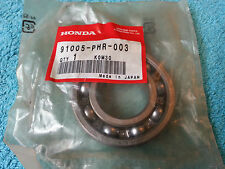 HONDA, Genuine OEM, NOS, Gearbox Bearing, part no. 91005-PHR-003