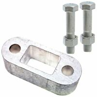 AB Tools Aluminium Tow Ball Bar Cover fits all 50mm Tow Balls Polished Finish