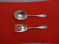"""Berkshire by 1847 Rogers Plate Silverplate Salad Set 2- Piece 8 3/4"""""""
