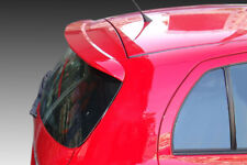 TOYOTA YARIS 2006-2010 REAR ROOF SPOILER PU QUALITY UNPAINTED