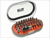 Bahco - 60T/311 31 Piece Bit Set Torx, PH, PZ, SL HEX - 60T/31-1
