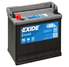 EB451 3 Year Warranty Exide Battery 45AH 330CCA W049SE Type 049