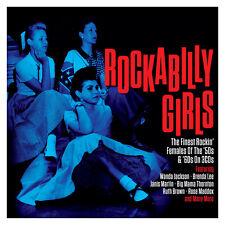 Rockabilly Girls (Various Artists) 3CD