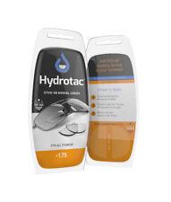 Hydrotac OPTX20/20 Stick-On Reusable Bifocal Lenses - +1.75 Diopter