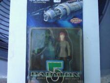 Babylon 5 - Lyta Alexander - Action Figure w/Green Ship