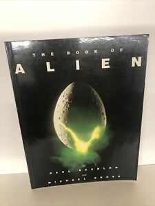 The Book of Alien by Michael Gross Paperback Book The Cheap Fast Free Post