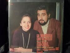 La Dolorosa / Los Claveles / Berganza/Domingo