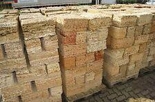 1 Palette Mauersteine aus Muschelkalkstein Sandstein Naturstein 20x20x40cm