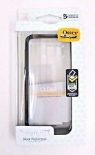 OtterBox SYMMETRY Hard Shell Snap Cover Case for Samsung Galaxy S7 (Black/Clear)