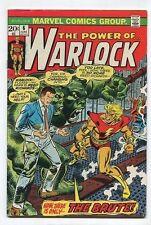 "Warlock #6- ""The World Was Evil!"" - (6.0) 1973"