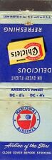 National Airlines, Chiclets Chewing Gum Matchbook