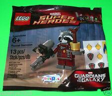 LEGO SUPER HEROES ###  ROCKET RACCOON POLYBAG 5002145 NEU - NEW - OVP ### =TOP