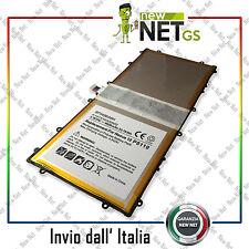 Batteria per Samsung Nexus 10 N10 tablet PC P8110 da 9000mAh 3.75Vdc 07010