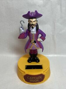 New Solar Powered Dancing Toy Bobble Head Pirate - Captain Hook