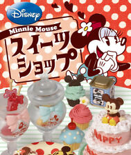 Rare! Re-ment Minnie Mouse Sweet Shop