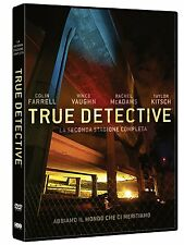 True Detective - Stagione 2 (3 DVD) - ITALIANO ORIGINALE SIGILLATO -