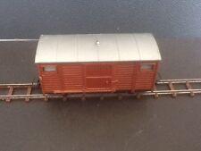 Egger Bahn. Large  Brown. box. van. no box