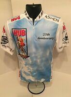Pearl Izumi Men's Medium Cycling Jersey Hub 20th Anniversary