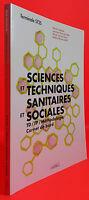 2011 Sciences E Tecniche Sanitario E Sociali Termine ST2S IN Folio Tbe